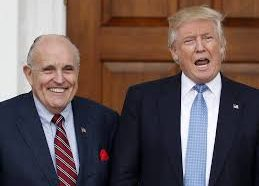 Giuliani says Mueller's investigation of Trump, obstruction could end by…