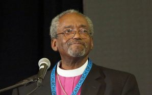 Bishop Michael Curry Joins Christian March To White House To…