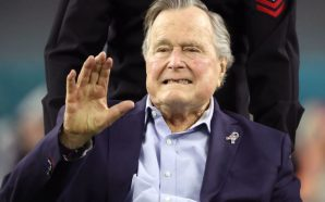 George H.W. Bush Hospitalized and Under Observation for Low Blood…