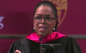 Oprah's Gives Great Career Advice During Her Commencement Speech!