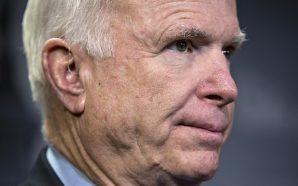 Senator John McCain is calling on Trump to rescind family…