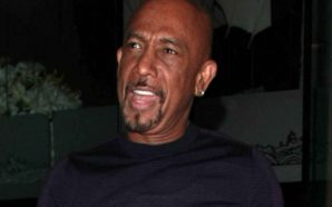 Montel Williams has something to dance about !