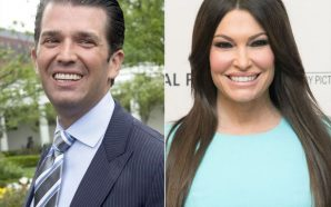 Donald Trump Jr and Kimberly Guilfoyle out and about at…
