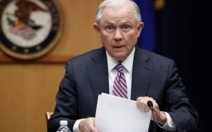 A.G. Jeff Sessions thinks a border wall will end separation…