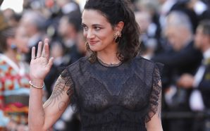 After her boyfriend's suicide death, Asia Argento is back to…