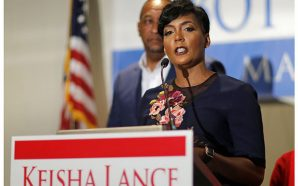 Atlanta's Mayor Keisha Lance Bottoms Signed An Executive Order Today…