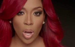 K. MICHELLE ABRUPTLY QUITS LOVE AND HIP HOP HOLLYWOOD!