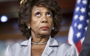 MAXINE WATERS: JEFF SESSIONS SHOULD BE REMOVED FROM UNITED METHODIST…