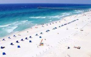 One dead, five pulled from water at Pensacola Beach