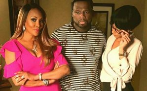 Vivica A Fox & 50 Cent Give It One More…