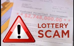 Man who masterminded a lottery scam property is forfeited