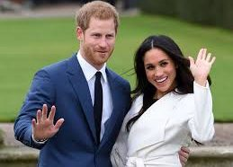 Prince Harry and Meghan Markle pays tribute to Nelson Mandela
