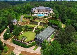 Look inside Tyler Perry's Former $25M Buckhead Mansion!