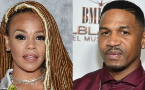 Faith Evans And Stevie J Share Words On Twitter And…