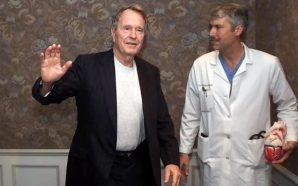 George H. W. Bush's Heart Doctor Fatally Shot In Broad…