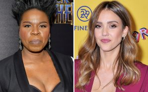 Jessica Alba Apologizes to Leslie Jones as SNL Star Blasts…
