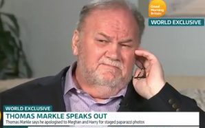 Meghan Markle's Dad Said He Hasn't Been Able To Reach…