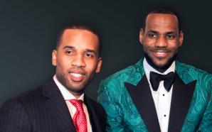 LeBron James' right-hand man Maverick Carter follows the NBA star…