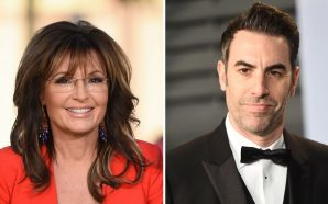 "Sarah Palin Says Sacha Baron Cohen Duped Her in ""Sick""…"