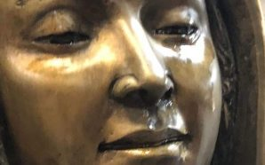 A Virgin Mary statue has been 'weeping' olive oil. Church…