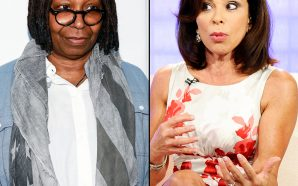 Watch: Whoopi Goldberg and Jeanine Pirro Have Intense Fight During…