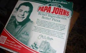 Embattled CEO of Papa John's Pizza says 'Pizza is my…