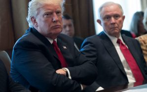 President Trump puts Attorney General Jeff Sessions to shame