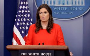 Sarah Sanders apologizes for providing false info on jobs created…