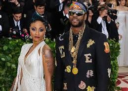 Check out how 2 Chainz and Kesha Ward spent their…