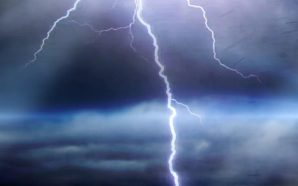Wow: Pastor struck by lightning after church service!