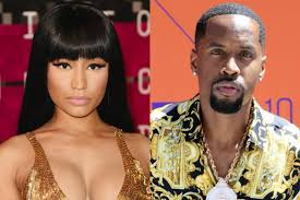 Safaree Tweeted Nicki Minaj Cut Him And He Lied To…
