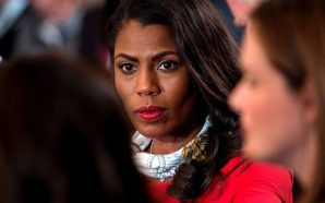 "Omarosa Responds To Trump Calling Her A ""dog""."