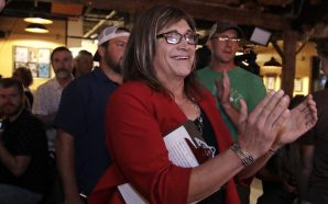 Vermont Made History: Democrat Christine Hallquist Is First Ever Transgender…