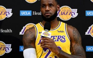 Reporter Questions Lebron James About His Hollywood Endeavors Interfering With…