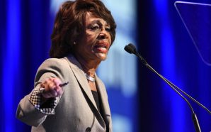 "Maxine Waters: ""Despicable"" Trump Attacking Me To Bring Out His…"
