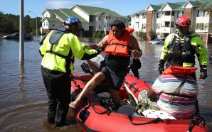 Black Hurricane Florence Survivors Say They're Being Ignored After Historic…