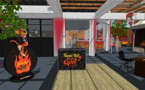 Famous Celebrity Chef Opens A Hot Cheetos Pop-Up Restaurant In…