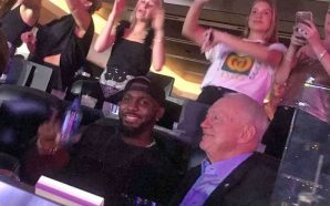 Dez Bryant and Jerry Jones spotted together at JAY-Z and…