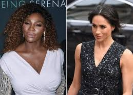 Meghan Markle and Serena Williams Are Supportive Friends