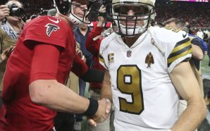 Saints Beat Atlanta in Overtime Rivalry Game Today!