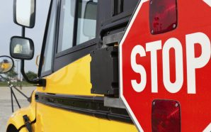 School bus driver arrested after she let kids drive bus