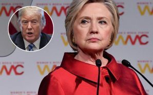 Hillary Clinton Unleashes on 'Despicable' President Donald Trump and Declares…