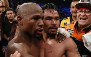 Floyd Mayweather says rematch with Manny Pacquiao coming this year