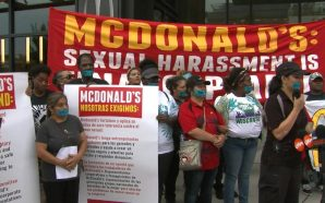 McDonald's workers are about to walk out of their jobs…