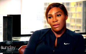 Watch: Serena Williams Finds A Way To Shake Off A…