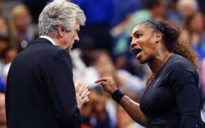 US Open umpire who issued violations against Serena Williams speaks…