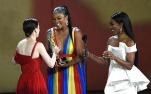 New York Times apologizes for caption confusing Angela Bassett with…