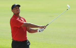 Tiger Woods wins Tour Championship by two shots for his…