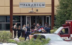 4 shot, injured in Wisconsin workplace shooting; suspect dead