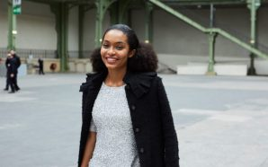 Black-ish star Yara Shahidi, 18, reveals her political aspirations after…